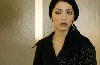 samira makhmalbaf - portrait | dirk hasskarl/fotografie