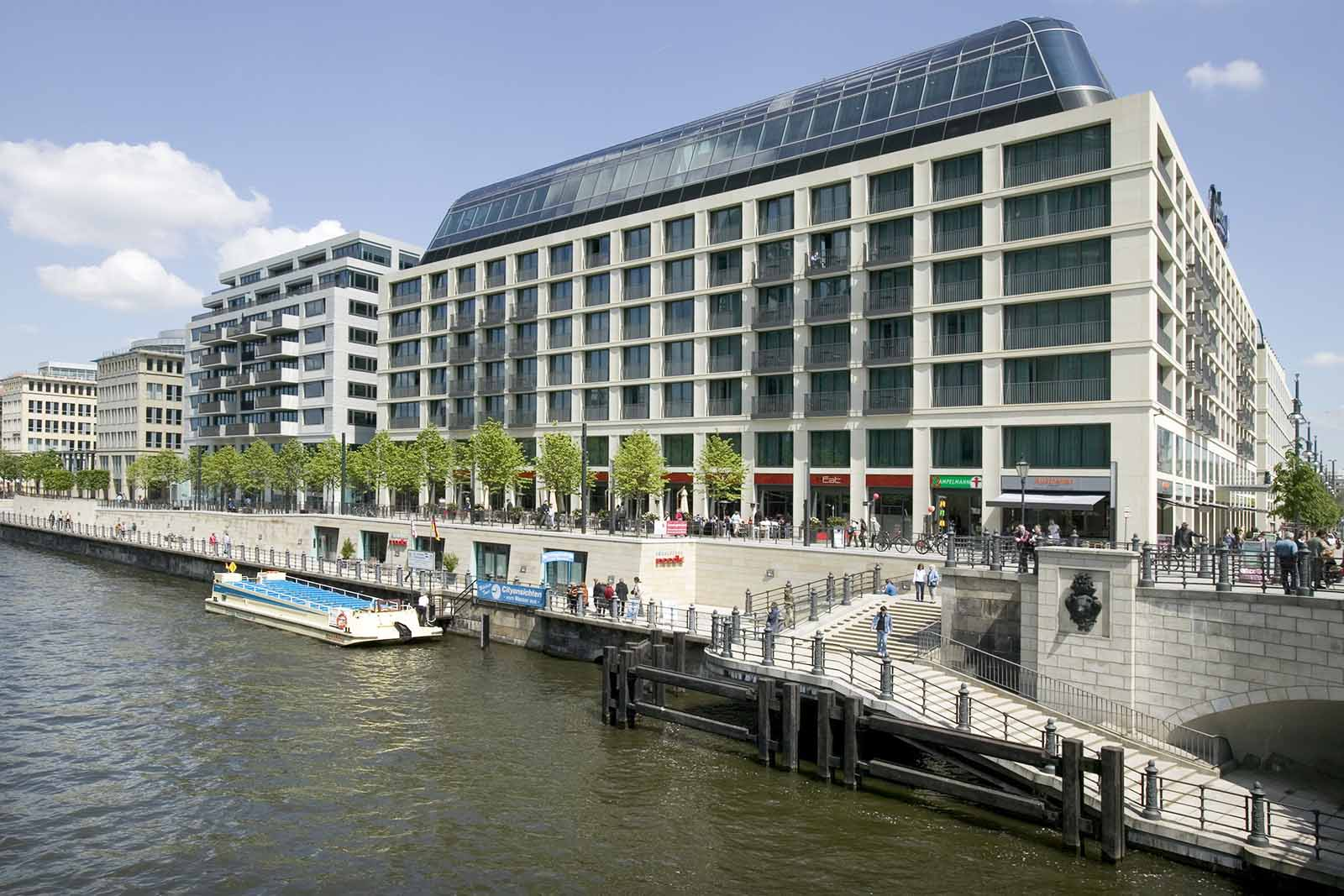 radisson blu hotel, berlin | dirk hasskarl/fotografie